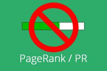 Pagerank / פייג'ראנק (PR)